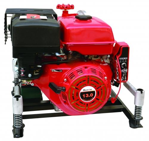 华球手抬机动消防泵告诉你冬季防火记住这8条