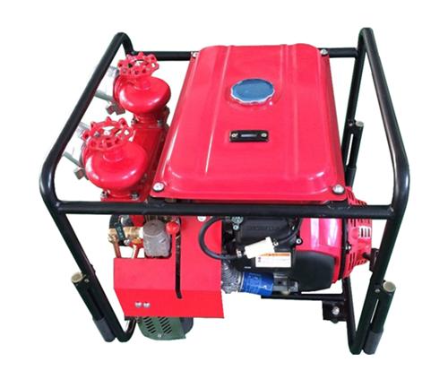 BJ20A-H2中压大流量手抬消防泵