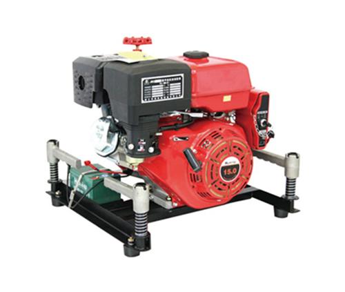 JBQ5.5/12.5-L(BJ11G-L)中压中流量手抬消防泵