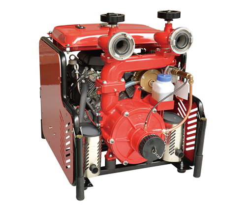 BJ24A-2K手抬机动消防泵