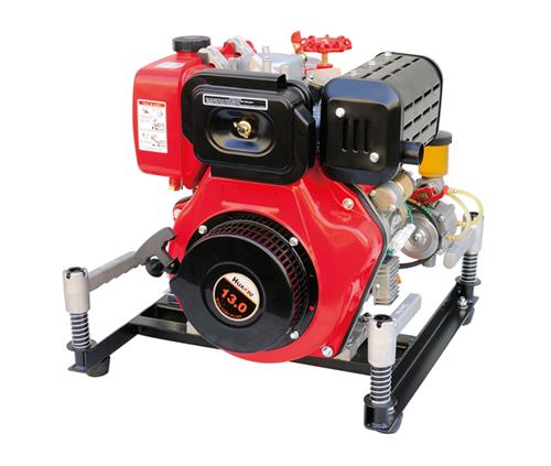 JBC5.2/8-W 低压中流量手抬消防泵