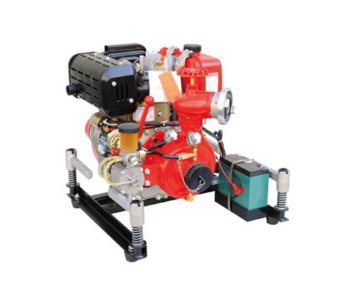JBC5.2/8-W(BJ10B-W)低压中流量手抬消防泵