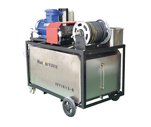 XFY18/12-B型移动式高压细水雾灭火装置(电机型)