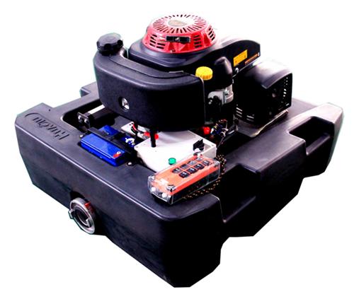 FTQ4.0/14.5消防浮艇泵(遥控启动)