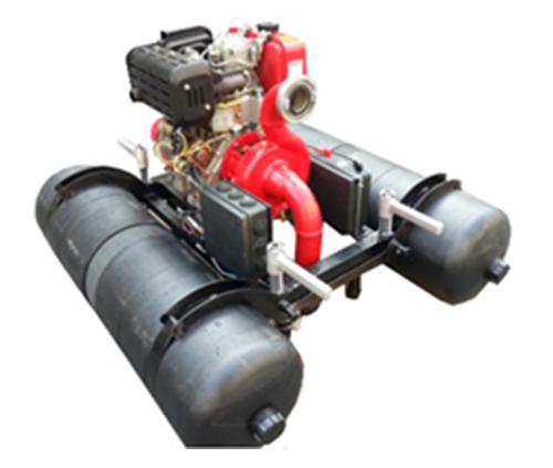 FTC3.0/13消防浮艇泵(遥控启动)
