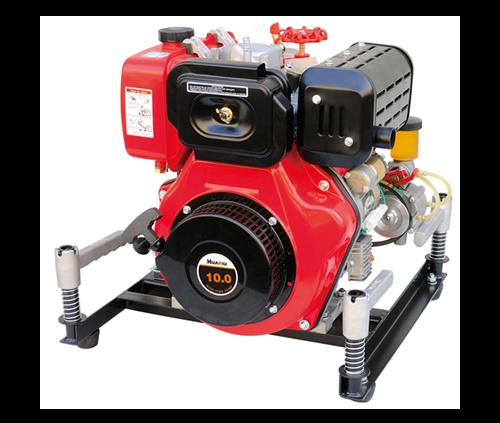 JBC4.07(BJ9B-W)低压中流量手抬消防泵