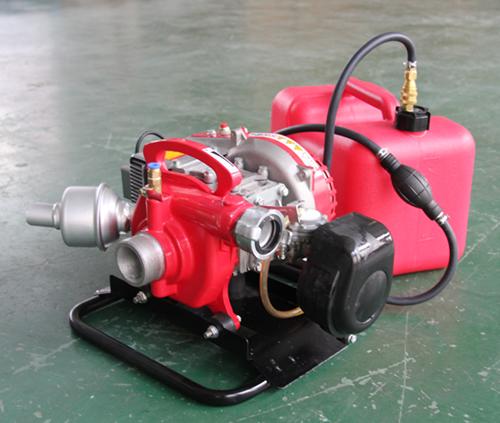JBQ8/3(2D-250)森林消防泵