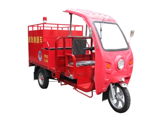 DS300-I三轮电动消防车