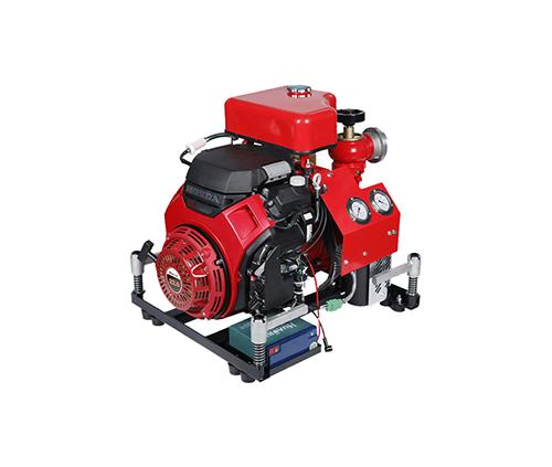 BJ15G BJ15A手抬机动消防泵