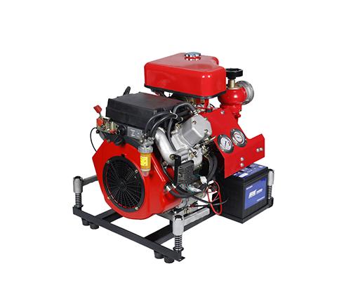BJ20B-W手抬机动消防泵