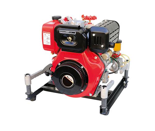 JBC5.5/10-W柴油手抬机动消防泵