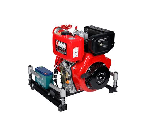 JBC4.0/7 低压中流量手抬消防泵