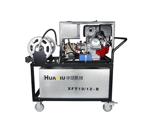 XFY18/12-B型移动式高压细水雾灭火装置(汽油型)